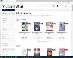 Librăria Online Atlas