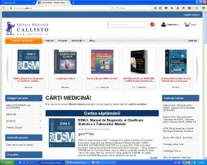 Editura Callisto - Cărți medicale - Librărie Online