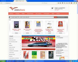 Librăria Boema - Librărie Online