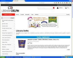 Librăria Delfin - Librărie Online